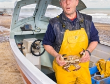 Cromer fisherman